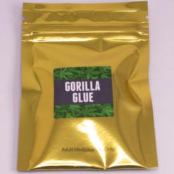 Online Dispensary Canada - Green Gold - Gorilla Glue - Shatter