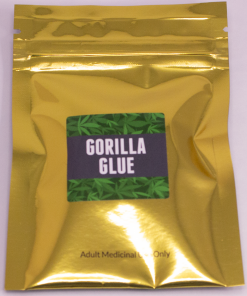 Online Dispensary Canada - Green Gold - Gorilla Glue - Shatter