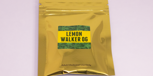 Online Dispensary Canada - Green Gold - Lemon Walker OG - Shatter