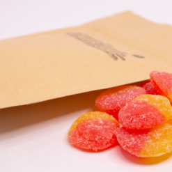 Online Dispensary Canada - Peach Gummies